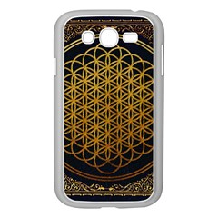 Bring Me The Horizon Cover Album Gold Samsung Galaxy Grand Duos I9082 Case (white) by Onesevenart
