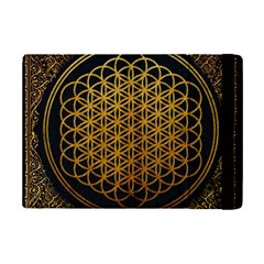 Bring Me The Horizon Cover Album Gold Ipad Mini 2 Flip Cases by Onesevenart