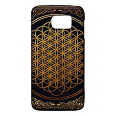 Bring Me The Horizon Cover Album Gold Galaxy S6 by Onesevenart