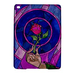 Enchanted Rose Stained Glass Ipad Air 2 Hardshell Cases by Onesevenart