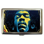 Gabz Jimi Hendrix Voodoo Child Poster Release From Dark Hall Mansion Cigarette Money Cases