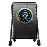 Gabz Jimi Hendrix Voodoo Child Poster Release From Dark Hall Mansion Pen Holder Desk Clocks