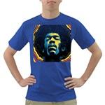 Gabz Jimi Hendrix Voodoo Child Poster Release From Dark Hall Mansion Dark T-Shirt