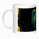 Gabz Jimi Hendrix Voodoo Child Poster Release From Dark Hall Mansion Night Luminous Mugs