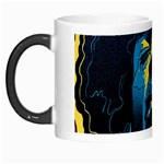 Gabz Jimi Hendrix Voodoo Child Poster Release From Dark Hall Mansion Morph Mugs