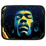 Gabz Jimi Hendrix Voodoo Child Poster Release From Dark Hall Mansion Netbook Case (XXL)