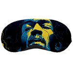 Gabz Jimi Hendrix Voodoo Child Poster Release From Dark Hall Mansion Sleeping Masks
