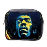 Gabz Jimi Hendrix Voodoo Child Poster Release From Dark Hall Mansion Mini Toiletries Bag 2-Side