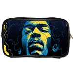 Gabz Jimi Hendrix Voodoo Child Poster Release From Dark Hall Mansion Toiletries Bags