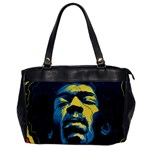 Gabz Jimi Hendrix Voodoo Child Poster Release From Dark Hall Mansion Office Handbags