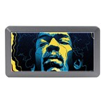 Gabz Jimi Hendrix Voodoo Child Poster Release From Dark Hall Mansion Memory Card Reader (Mini)