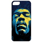 Gabz Jimi Hendrix Voodoo Child Poster Release From Dark Hall Mansion Apple iPhone 5 Classic Hardshell Case