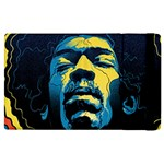 Gabz Jimi Hendrix Voodoo Child Poster Release From Dark Hall Mansion Apple iPad 3/4 Flip Case