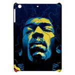 Gabz Jimi Hendrix Voodoo Child Poster Release From Dark Hall Mansion Apple iPad Mini Hardshell Case