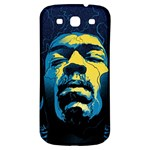 Gabz Jimi Hendrix Voodoo Child Poster Release From Dark Hall Mansion Samsung Galaxy S3 S III Classic Hardshell Back Case