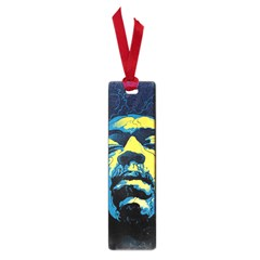 Gabz Jimi Hendrix Voodoo Child Poster Release From Dark Hall Mansion Small Book Marks by Onesevenart