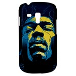 Gabz Jimi Hendrix Voodoo Child Poster Release From Dark Hall Mansion Samsung Galaxy S3 MINI I8190 Hardshell Case