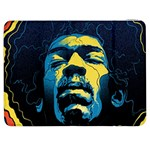 Gabz Jimi Hendrix Voodoo Child Poster Release From Dark Hall Mansion Samsung Galaxy Tab 7  P1000 Flip Case