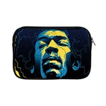 Gabz Jimi Hendrix Voodoo Child Poster Release From Dark Hall Mansion Apple iPad Mini Zipper Cases