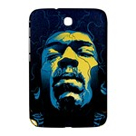 Gabz Jimi Hendrix Voodoo Child Poster Release From Dark Hall Mansion Samsung Galaxy Note 8.0 N5100 Hardshell Case