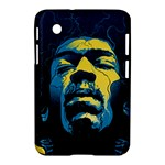 Gabz Jimi Hendrix Voodoo Child Poster Release From Dark Hall Mansion Samsung Galaxy Tab 2 (7 ) P3100 Hardshell Case