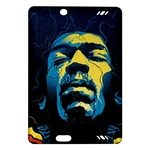 Gabz Jimi Hendrix Voodoo Child Poster Release From Dark Hall Mansion Amazon Kindle Fire HD (2013) Hardshell Case