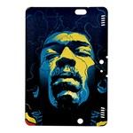 Gabz Jimi Hendrix Voodoo Child Poster Release From Dark Hall Mansion Kindle Fire HDX 8.9  Hardshell Case