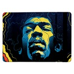 Gabz Jimi Hendrix Voodoo Child Poster Release From Dark Hall Mansion Samsung Galaxy Tab Pro 12.2  Flip Case