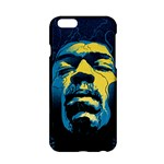 Gabz Jimi Hendrix Voodoo Child Poster Release From Dark Hall Mansion Apple iPhone 6/6S Hardshell Case