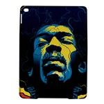 Gabz Jimi Hendrix Voodoo Child Poster Release From Dark Hall Mansion iPad Air 2 Hardshell Cases