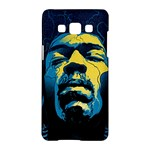 Gabz Jimi Hendrix Voodoo Child Poster Release From Dark Hall Mansion Samsung Galaxy A5 Hardshell Case