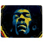 Gabz Jimi Hendrix Voodoo Child Poster Release From Dark Hall Mansion Jigsaw Puzzle Photo Stand (Rectangular)