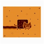 Nyan Cat Vintage Small Glasses Cloth