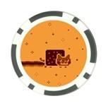 Nyan Cat Vintage Poker Chip Card Guards