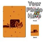Nyan Cat Vintage Multi-purpose Cards (Rectangle)