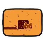 Nyan Cat Vintage Netbook Case (Medium)