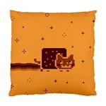 Nyan Cat Vintage Standard Cushion Case (Two Sides)