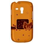 Nyan Cat Vintage Samsung Galaxy S3 MINI I8190 Hardshell Case