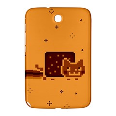 Nyan Cat Vintage Samsung Galaxy Note 8 0 N5100 Hardshell Case  by Onesevenart