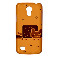 Nyan Cat Vintage Galaxy S4 Mini by Onesevenart