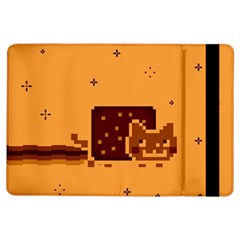 Nyan Cat Vintage Ipad Air Flip by Onesevenart