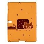 Nyan Cat Vintage Samsung Galaxy Tab S (10.5 ) Hardshell Case