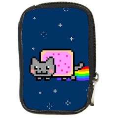 Nyan Cat Compact Camera Cases by Onesevenart