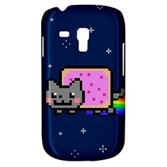 Nyan Cat Samsung Galaxy S3 Mini I8190 Hardshell Case by Onesevenart