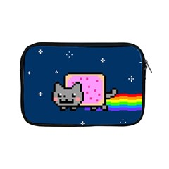 Nyan Cat Apple Ipad Mini Zipper Cases by Onesevenart