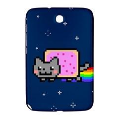 Nyan Cat Samsung Galaxy Note 8 0 N5100 Hardshell Case  by Onesevenart