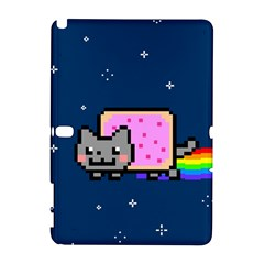 Nyan Cat Samsung Galaxy Note 10 1 (p600) Hardshell Case by Onesevenart