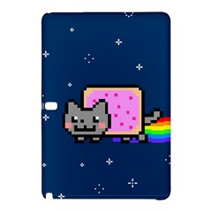 Nyan Cat Samsung Galaxy Tab Pro 12 2 Hardshell Case by Onesevenart