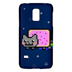 Nyan Cat Galaxy S5 Mini by Onesevenart