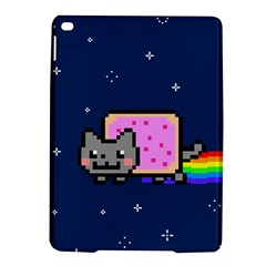 Nyan Cat Ipad Air 2 Hardshell Cases by Onesevenart